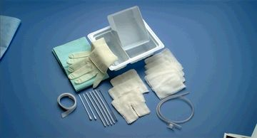 Tracheostomy Care Kit w/ 2 Cotton-Tipped Applicators, 3 Pipe Cleaners, 30/cs
